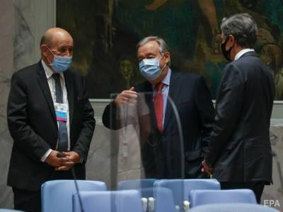 """Франция и США провели переговоры """"по восстановлению доверия"""""""