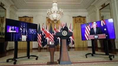 В Китае заявили, что партнерство AUKUS нарушает международные договоренности