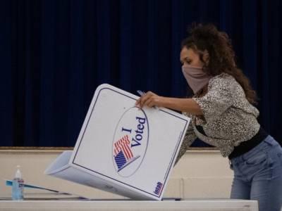 В четырех округах штата Техас проверят результатов выборов президента США