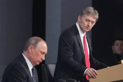 Песков рассказал о жизни Путина на самоизоляции