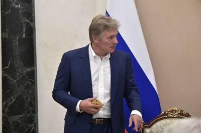 Песков рассказал о том, как проходит самоизоляция Путина
