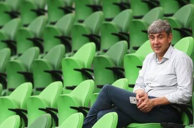 Галицкий верит, что российский футбол скоро оттолкнётся от дна