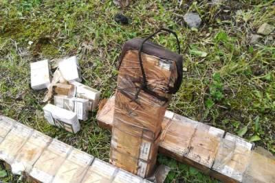Контрабандные сигареты нашли псковские таможенники в вагоне с углем