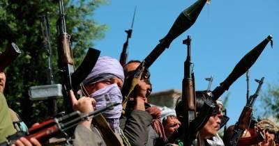 """""""Талибан"""" собирается наказывать воров отрубанием конечностей"""