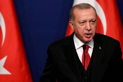 Эрдоган попросил Россию изменить свой подход к политике в Сирии