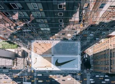 Акции Nike падают на 5% после выхода отчёта