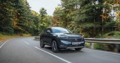 В Украине появится новый кроссовер Honda с расходом 3 литра на 100 км