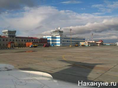 В Новом Уренгое туман блокировал работу аэропорта