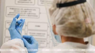 Пиневич: остановить рост заболеваемости коронавирусом поможет только вакцинация