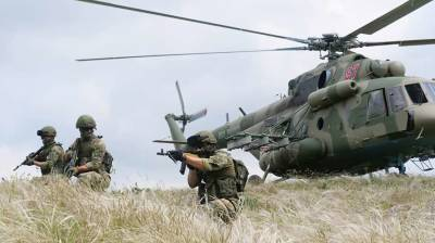 Россия так и не отвела свои войска после учений «Запад-2021» - Залужный