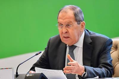 Лавров назвал критику выборов в Крыму «дипломатическим непрофессионализмом»