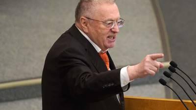 Жириновский предложил отправить футболистов Кокорина и Мамаева в Сибирь