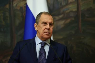 Лавров заявил о подготовке контактов МИД России с Госдепом США