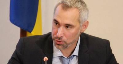 """Украина сегодня фактически живет по сценарию сериала """"Слуга народа"""" – Рябошапка"""