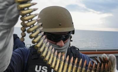 Der Spiegel (Германия): Российские военные проводят учения на море