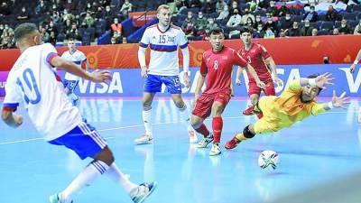 Правительство поддержит идею проведения ЧМ по мини-футболу в России