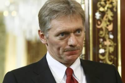 Песков рассказал об отношении Путина к прошедшим выборам