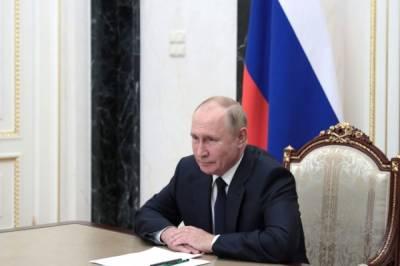 Песков рассказал о реакции Путина на ремарки со стороны руководства Украины