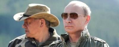 Песков рассказал, как обеспечивалась безопасность Путина на отдыхе в Тайге