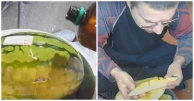 Дезинсектор съел «отравленный» арбуз, чтобы доказать невиновность коллеги из Москвы
