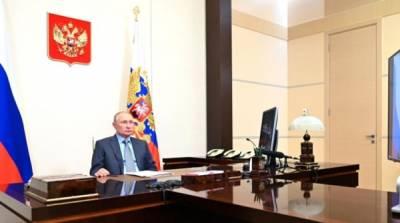 Путин угомонил поссорившихся во время заседания Жириновского и Миронова – видео