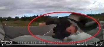 Появилось видео ДТП в Вологодской области, которое спустя месяц стало смертельным