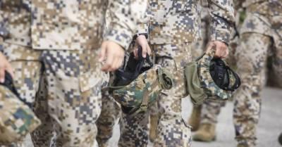 Военные предупреждают: во время учений НВС в Даугавгриве будет очень шумно