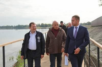 Президент поздравил представителей партии ЕР с победой на голосовании в Госдуму