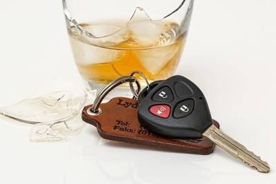 48 пьяных водителей задержали в Псковской области за неделю