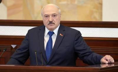 Лукашенко сообщил о катастрофе на границе с ЕС