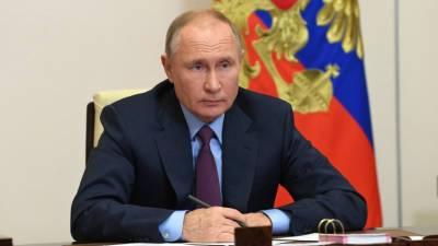 Путин: Фракция ЕР в Госдуме может обновиться почти наполовину по итогам выборов