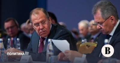 Путин назвал глав комиссий «Единой России»