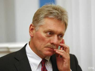 """""""За гранью красных линий"""". В Кремле рассказали, как отреагируют на расширение инфраструктуры НАТО в Украине"""