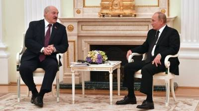 Песков: Путин и Лукашенко неоднократно обсуждали расширение НАТО на Украину