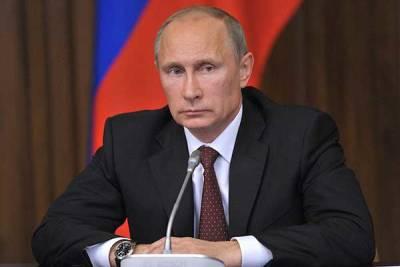 Владимир Путин назвал социальные проблемы главными врагами России