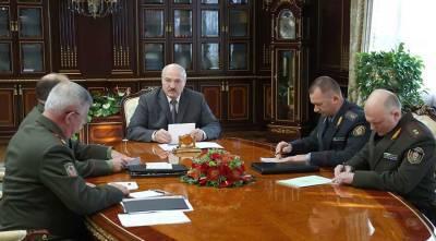 Лукашенко приказал белорусским генералам готовиться к открытию фронта против Украины