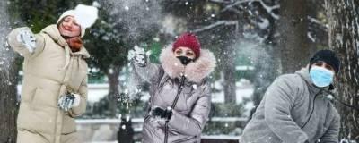 Росгидромет: зимой в большей части территории России ожидается погода в пределах нормы