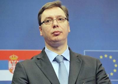Глава Сербии отменил встречи с послами России и Китая