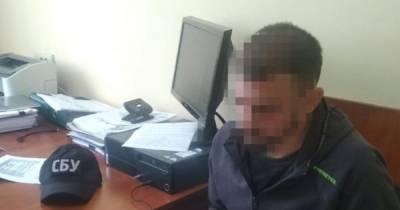 СБУ сообщила о подозрении агенту ФСБ, который убил спецназовца на Ровенщине