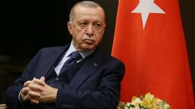 Эрдоган заявил, что рад возможности встретиться лично с Путиным в Сочи
