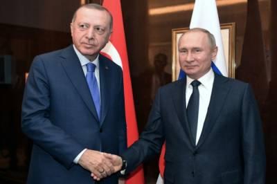 Путин оценил влияние Турции на урегулирование в Нагорном Карабахе