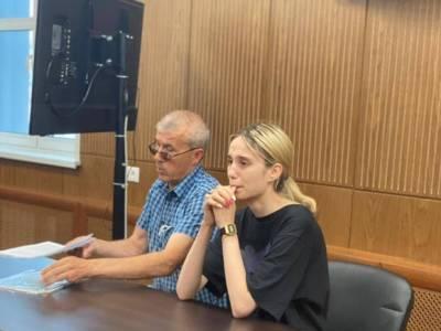 Мосгорсуд оставил под арестом Валерию Башкирову, которая сбила детей насмерть