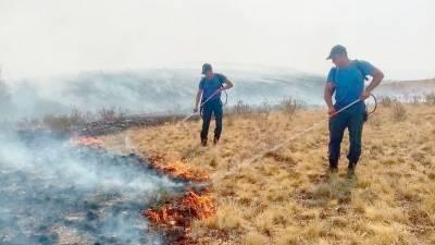 Глава Башкирии заявил о локализации всех природных пожаров