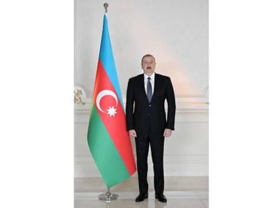 Президент Ильхам Алиев принял участие в сдаче в эксплуатацию средней школы номер 20 в Сумгайыте