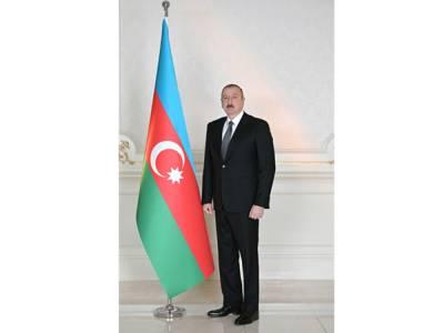 Президент Ильхам Алиев принял участие в открытии новой эстакадной насосной станции Сумгайытской электростанции