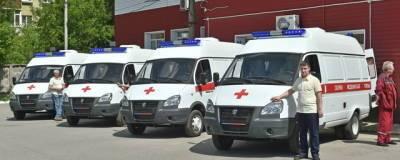 Пермский край получит 30 новых автомобилей скорой помощи