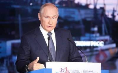 Путин назвал «гуманитарной катастрофой» образовавшуюся в Афганистане ситуацию после вывода американских военных