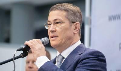 Глава Башкирии выйдет в прямой эфир и ответит на вопросы жителей региона