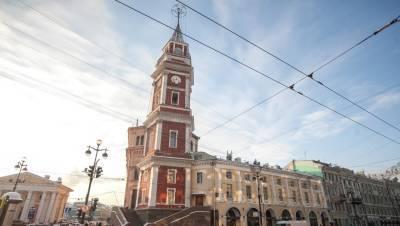 Думскую башню в Петербурге откроют для посетителей 9 сентября