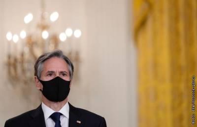 Блинкен заявил, что санкции против талибов не помешают оказанию гумпомощи афганцам
